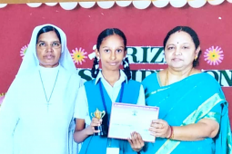 Deepthi – multi-talented kid